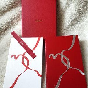 ❣Cartier Notebooks 📓 ❣